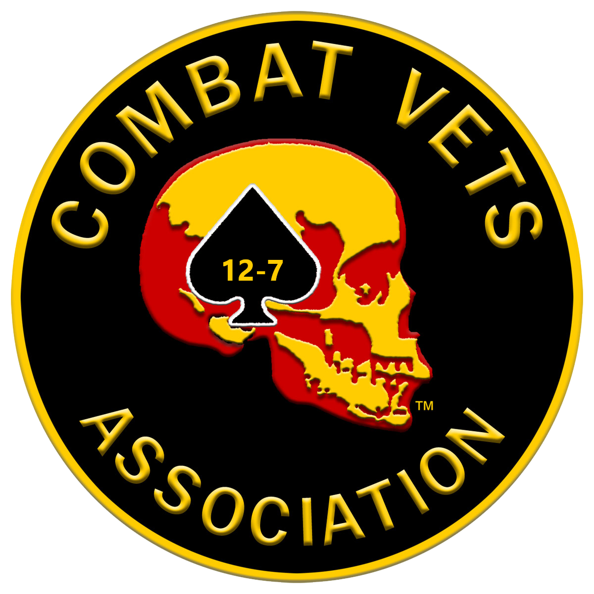 Combat Veterans Motorcycle Association Chapter 12-7